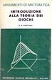 Cover of Introduzione alla teoria dei giochi