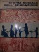 Cover of Storia sociale dell'educazione