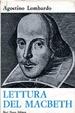 Cover of Lettura del Macbeth