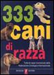 Cover of Trecentotrentatré cani di razza