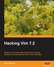Cover of Hacking Vim 7. 2