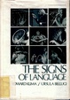 Cover of The signs of language