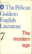 Cover of The Pelican Guide to English Literature, 7
