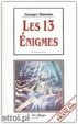 Cover of Les 13 enigmes