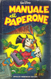 Cover of Manuale di Paperone