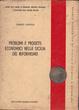 Cover of Problemi e progetti economici nella Sicilia del riformismo