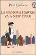 Cover of La signora Harris va a New York