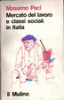 Cover of Mercato del lavoro e classi sociali in Italia