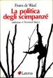 Cover of La politica degli scimpanzè