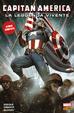 Cover of Capitan America: La leggenda vivente