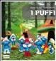 Cover of I puffi. Storia e successo degli strani ometti blu