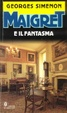 Cover of Maigret e il fantasma