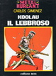 Cover of Koolau il lebbroso