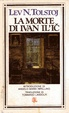 Cover of La morte di Ivan Il'Ic