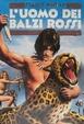 Cover of L'uomo dei balzi rossi