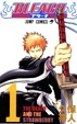 Cover of Bleach. Vol. 1