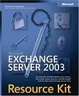 Cover of Microsoft Exchange Server 2003 Resource Kit
