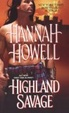 Cover of Highland Savage