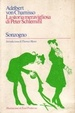 Cover of La storia meravigliosa di Peter Schlemihl