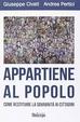 Cover of Appartiene al popolo