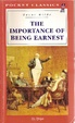 Cover of The importance of being Earnest