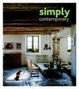 Cover of Simply Contemporary