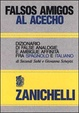 Cover of Falsos amigos al acecho