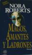 Cover of Magos, amantes y ladrones