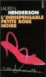 Cover of L'indispensable petite robe noire