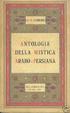 Cover of Antologia della mistica arabo-persiana