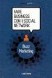 Cover of Fare business con i social network, 9