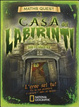 Cover of La casa dei labirinti. Maths Quest