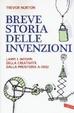 Cover of Breve storia delle invenzioni