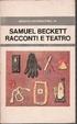 Cover of Racconti e teatro