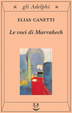 Cover of Le voci di Marrakech