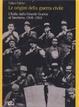 Cover of Le origini della guerra civile