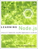 Cover of Learning Node.js