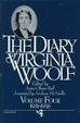 Cover of The Diary of Virginia Woolf
