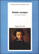 Cover of Puskin europeo