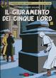 Cover of Il giuramento dei cinque lord