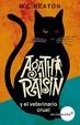Cover of Agatha Raisin y el veterinario cruel