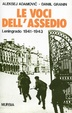 Cover of Le voci dell'assedio