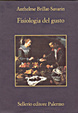 Cover of Fisiologia del gusto