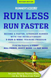 Cover of Runner's World Run Less, Run Faster, Revised Edition