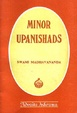 Cover of Minor Upanishads