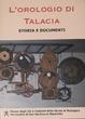 Cover of L'orologio di Talacia