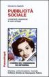Cover of Pubblicità sociale
