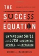Cover of The Success Equation
