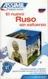 Cover of El nuevo ruso sin esfuerzo