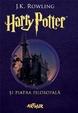Cover of Harry Potter și piatra filosofală